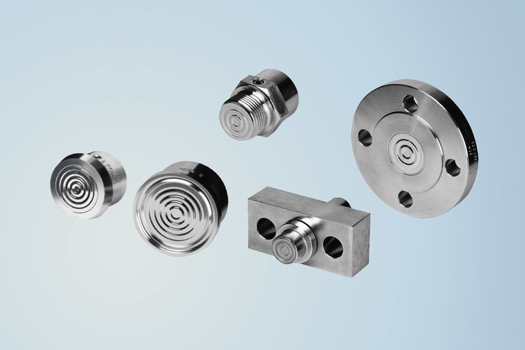 Diaphragm seals by Schmierer